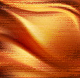 Gold vector abstract background Royalty Free Stock Photography