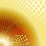 Gold Vector Stock Image