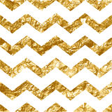 Gold Vector Pattern Royalty Free Stock Images
