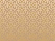 Gold vintage  background Stock Photos