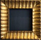 Gold Vintage Europe Style Photo Frame Royalty Free Stock Photography