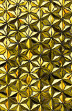 Gold wall background Royalty Free Stock Photos