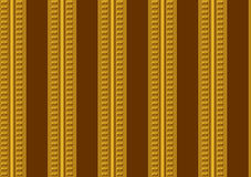 Gold wallpaper. Royalty Free Stock Photography