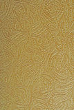 Gold Wallpaper Stock Photo