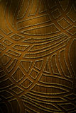 Gold wallpaper Stock Photography
