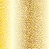 Gold warped net background Royalty Free Stock Images