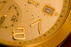 Gold Watch Stock Images