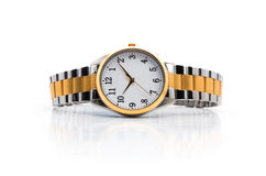 Gold watches Stock Photography