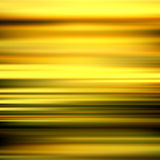 Gold waves background. Metal plate with reflected light. Vector Royalty Free Stock Photography