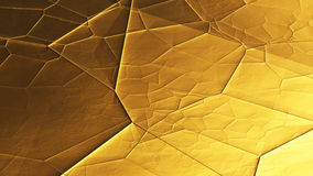 Gold weave textured background Royalty Free Stock Photos
