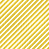 Gold white diagonal stripes seamless pattern stock illustration