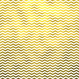 Gold White Metallic Faux Foil Chevron Pattern Narrow Chevrons Stock Photos