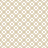 Gold and white vector texture. Vintage seamless pattern with small floral shapes. Gold and white vector texture. Cute vintage golden seamless pattern. Abstract Royalty Free Stock Photography