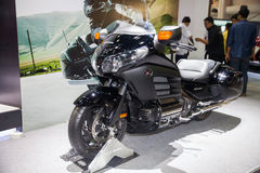 GOLD Wing F6C Stock Images