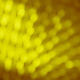 Gold Yellow Blur Background Royalty Free Stock Photography