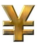 Gold yen Stock Images
