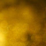 Goldabstrakter Hintergrund Stock Abbildung