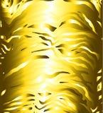Goldabstrakter Hintergrund Stockfotos