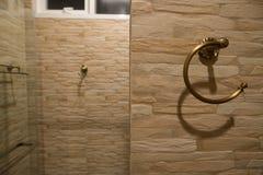 Goldaufhänger Stockbilder