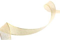 Goldband Lizenzfreie Stockfotos
