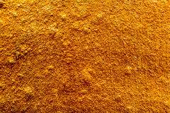 Goldbeschaffenheit Lizenzfreies Stockbild