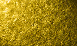 Goldbeschaffenheits-Hintergrund Lizenzfreies Stockfoto