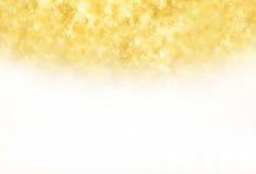 Goldbeschaffenheitsfunkeln Lizenzfreies Stockfoto