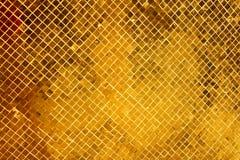 Goldbeschaffenheitsfunkeln abtract Hintergrund Lizenzfreie Stockfotografie