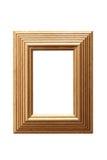 Goldblatt-Bilderrahmen 2 Lizenzfreie Stockbilder