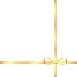Goldbogen Lizenzfreies Stockbild