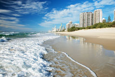 Goldcoast Royalty Free Stock Photo
