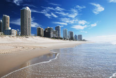 Goldcoast Royalty Free Stock Photography