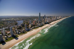 Goldcoast aerial Stock Photography