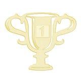 Goldcup Lizenzfreie Stockbilder