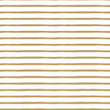Goldcute striped structure. Vector abstract background. Seamless pattern. Royalty Free Stock Images