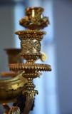 Golddekoration Lizenzfreie Stockbilder