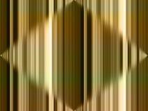 Golddiamant-Unschärfenhintergrundtapete Lizenzfreie Stockfotografie