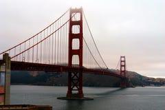 golde строба моста стоковые фото