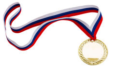 Golde? medal Royalty Free Stock Photos