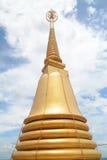 Golde Pagoda Stock Image