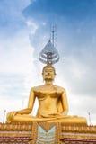 Golded Buddha Stock Images