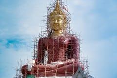 Golded Buddha Stock Photography