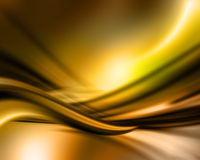 Golden abstract Royalty Free Stock Images