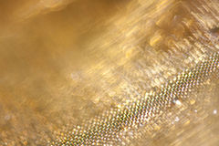 Golden abstract background Stock Photos