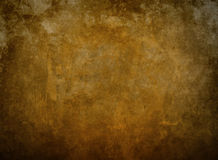 Golden abstract background Stock Images