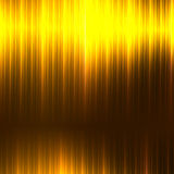 Golden Abstract Elegant Reflection Background. Business Presentation Backdrop. Flyer Brochure or Cover Design. Mirrored Colored. Royalty Free Stock Images
