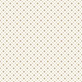 Golden abstract floral seamless pattern. Delicate luxury graphic texture stock illustration