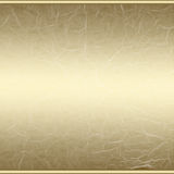 Golden abstract grunge background Royalty Free Stock Image