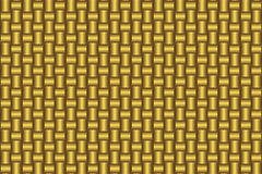 Golden abstract seamless pattern Stock Photo