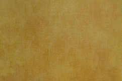 Golden  abstract texture painted on art canvas background Stock Images